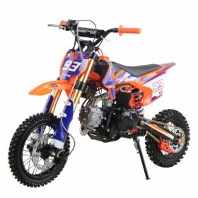 pitbike Mini Rocket Mini Pit 90R oranžová