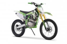 pitbike Mini Rocket Pitrock 250ccm zelený