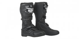 boty na motokros Fly Racing New Maverik černá