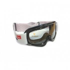 dětské brýle na motokros Heipe černé