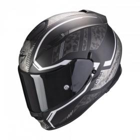 integrální přilba Scorpion EXO 510 Air Occulta matná černo/stříbrná