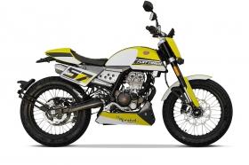 motocykl F.B Mondial Flat Track 125i ABS