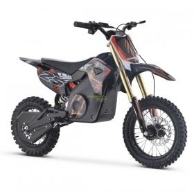 dětská elektrická motorka Mini Rocket Coyote 1300W oranžová