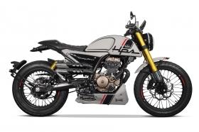 motocykl F.B Mondial HPS 125i Hipster ABS