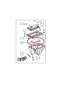 vzduchový filtr F.B Mondial