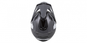 enduro přilba Cassida Tour 1.1 Spectre šedá/bílá/černá