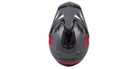 enduro přilba Cassida Tour 1.1 Spectre šedá/červená/černá