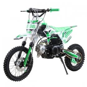 pitbike Mini Rocket Storm 125ccm zelený