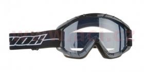 brýle na motokros Nox N1 černé