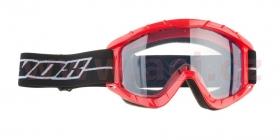 brýle na motokros Nox N1 červené