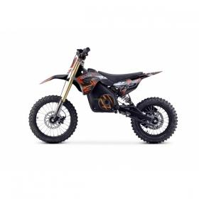 dětská elektrická motorka Mini Rocket Coyote 1500W oranžová