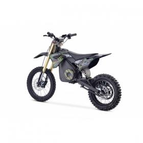 dětská elektrická motorka Mini Rocket Coyote 1500W zelená