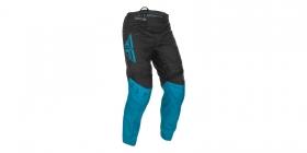 motokrosové kalhoty Fly Racing F-16 modrá/černá
