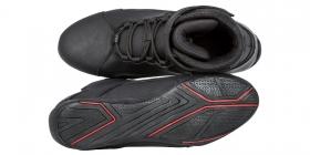 boty na motorku Kore Velcro 2.0