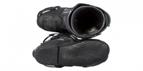 dámské boty na moto Kore Sport 2.0 černé