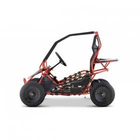 dětská buggy Mini Rocket Funkart 1000