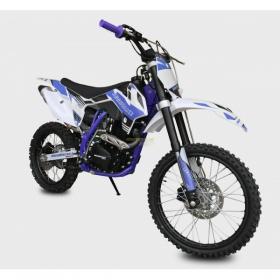 pitbike Mini Rocket Hurricane 250 modrý