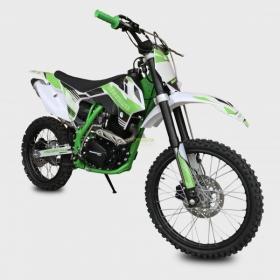 pitbike Mini Rocket Hurricane 250 zelený