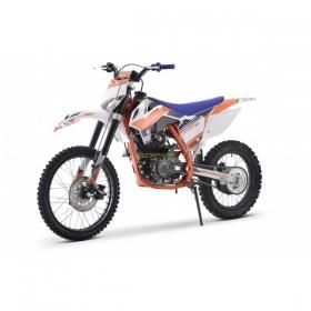 pitbike Mini Rocket Hurricane 250 oranžový