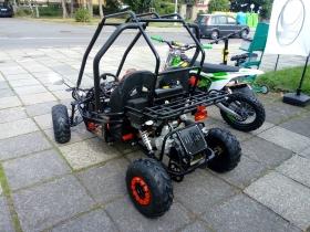 dětská buggy Mini Rocket Midi 125ccm