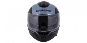 integrální přilba Cassida Integral GT 2.0 Ikon černá matná/šedá