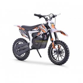 dětská elektrická motorka Mini Rocket Jackal 36V 500W Lithium oranžová