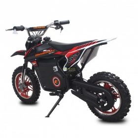 dětská elektrická motorka Mini Rocket Viper 1000W černá