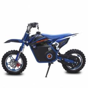 dětská elektrická motorka Mini Rocket Viper 1000W modrá