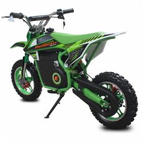 dětská elektrická motorka Mini Rocket Viper 1000W zelená