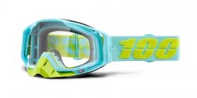 brýle na motokros 100% Racecraft Pinacles(čiré plexi)