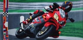 osuška silniční moto