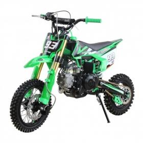 pitbike Mini Rocket Mini Pit 90R zelená