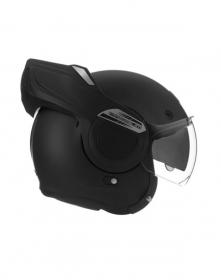 vyklápěcí přilba Nox Premium Stratos černá matná