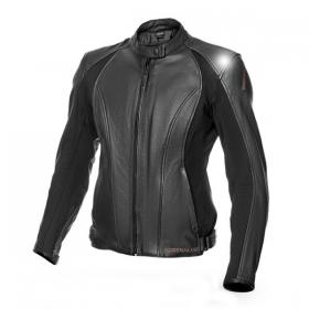 dámská moto bunda Adrenaline Siena 2.0 černá