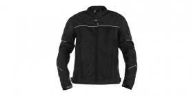 textilní moto bunda 4Square Mercury černá