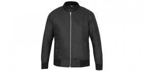 textilní moto bunda 4Square Citizen černá