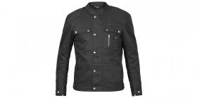 textilní moto bunda 4Square Freeman černá