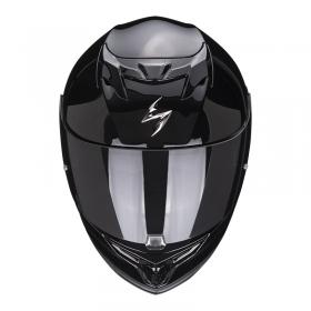 integrální přilba Scorpion EXO 520 Air černá lesklá