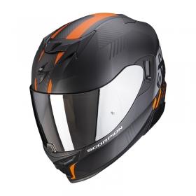 integrální přilba Scorpion EXO 520 Air matná černo/oranžová