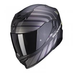 integrální přilba Scorpion EXO 520 Air Shade matná černo/neonově žlutá