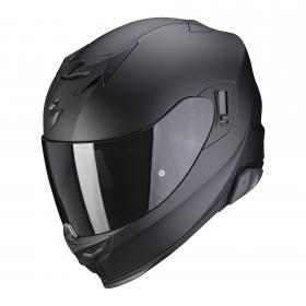 integrální přilba Scorpion EXO 520 Air Smart černá matná
