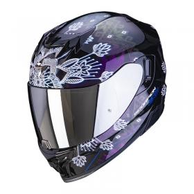 integrální přilba Scorpion EXO 520 Air Tina černý chameleon