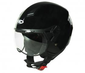 otevřená helma XRC Freejoy 2.0 černá lesklá