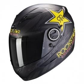 integrální přilba Scorpion EXO 490 Rockstar černá matná
