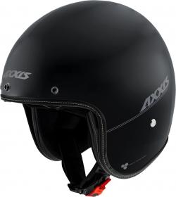 otevřená helma Axxis Hornet SV lesklá černá