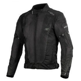 dámská moto bunda SECA Airflow II černá
