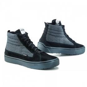 boty na motorku TCX Street 3 WP černo/šedé