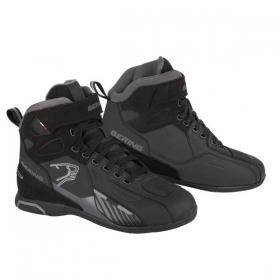 dámské boty na moto Bering Lady Tiger černá/šedá