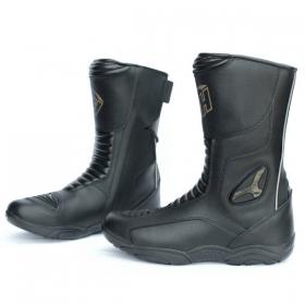 boty na motorku 3H Touring černé