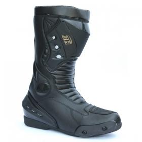 boty na motorku 3H Racing černé
